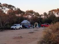 Overnight camp 10/9