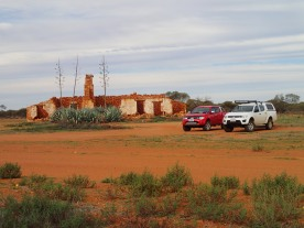 On the Yalgoo - Morawa Road