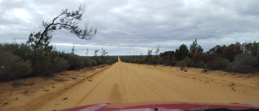 Victoria Rock Road