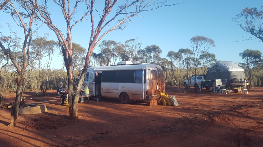 Rowles Lagoon Camping Ground